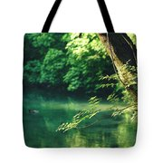 N001 Impression 8k Tote Bag