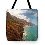 Na Pali Coast 5 Tote Bag