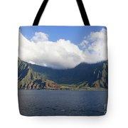 Na Pali Coast Kauai Tote Bag