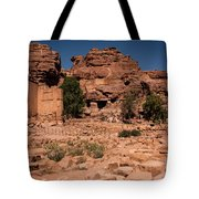 Nabatean's Village Tote Bag