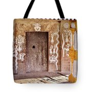 Nag Temple Doorway - Huri India Tote Bag