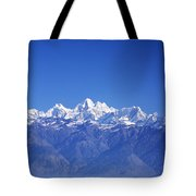 Nagarkot View Tote Bag