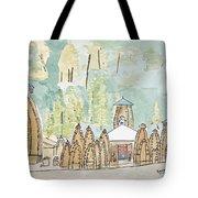 Nagesh Jyotirling Tote Bag