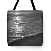 Nags Head First Light Bw Tote Bag