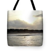 Nags Head Nc Surf Tote Bag