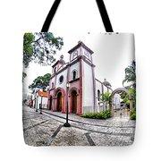 Naguanagua Church Tote Bag