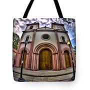 Naguanagua Church Smile Jesus Tote Bag