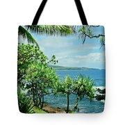 Nahiku Kaelua Hanawi Honolulunui Maui Hawaii Tote Bag