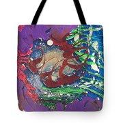 Nail Polish Abstract 15-s11 Tote Bag
