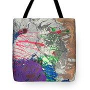 Nail Polish Abstract 15-u11 Tote Bag