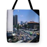 Nairobi City Tote Bag