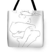 Naked-female-art-21 Tote Bag