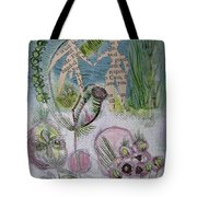 Naked Garden I Tote Bag