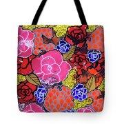 Nala's Flowers Tote Bag