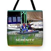 Namaste - Sacramento Delta Tote Bag