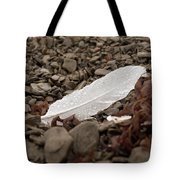 Nameless Feather 3 Tote Bag