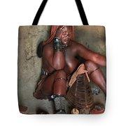 Namibia Tribe 1 Tote Bag