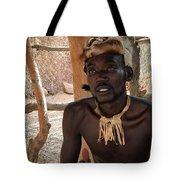 Namibia Tribe 2 - Chief Tote Bag