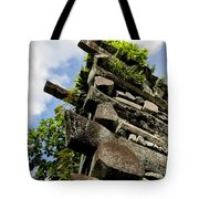 Nan Madol Wall Tote Bag
