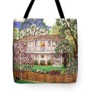 Nancy's House Tote Bag