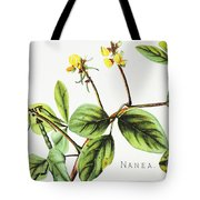 Nanea Flower Art Tote Bag