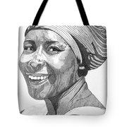 Nanna Smiles Tote Bag