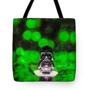 Nano Darth Vader - Pa Tote Bag