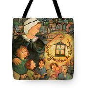 Nano Nagle, Foundress Of The Sisters Of The Presentation Tote Bag
