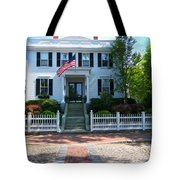 Nantucket Architecture Series 06 Tote Bag