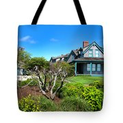 Nantucket Architecture Series 08 Y1 Tote Bag