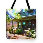 Nantucket - Architecture Series 10y Tote Bag