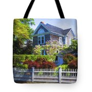 Nantucket Architecture Series 7 - Y1 Tote Bag