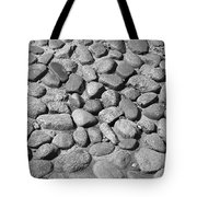 Nantucket Cobblestones Tote Bag