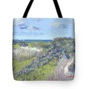 Nantucket June Dunes I Tote Bag