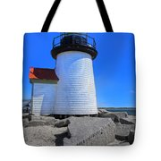 Nantucket Lighthouse Y1 Tote Bag