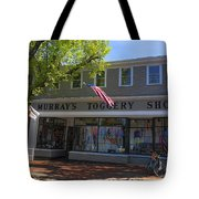 Nantucket Murrays Toggery Shop - Y1 Tote Bag