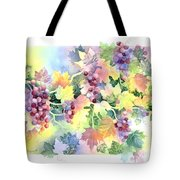 Napa Valley Morning Tote Bag