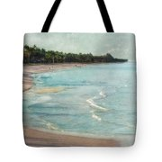 Naples Beach Tote Bag