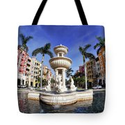 Naples Florida Iv Tote Bag
