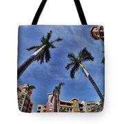 Naples Florida Vii Tote Bag