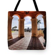 Naples Florida X Tote Bag