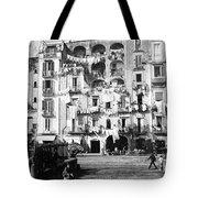 Naples Italy - C 1901 Tote Bag
