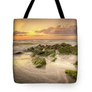 Naples Sunset Tote Bag