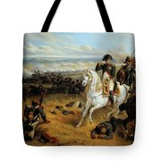 Napoleon In Wagram Tote Bag