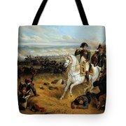 Napoleon In Wagram Tote Bag