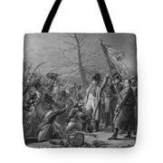 Napoleon Returns From Elba Tote Bag