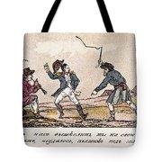 Napoleon: Russian Campaign Tote Bag