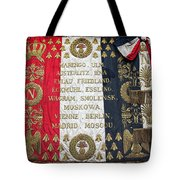 Napoleonic Flag Tote Bag
