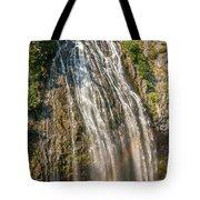 Narada Falls Rainbow Tote Bag