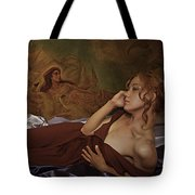 Narcissis Tote Bag